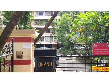 Building - Bhanu Apartment, Juhu