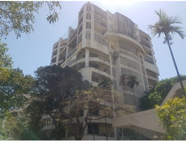 Building - Rupani House, Juhu