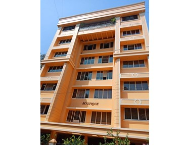Flat on rent in Mystique, Bandra West