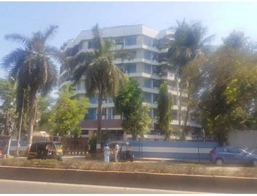 Building - Blue Diamond, Juhu