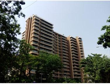 Flat on rent in Kalpataru Solitaire, Juhu