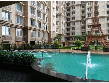 Flat on rent in Kanakia Paris, Bandra East