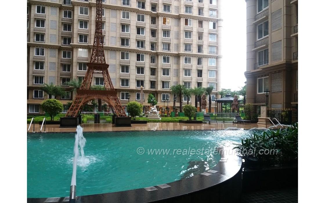 Swimming Pool1 - Kanakia Paris, Bandra Kurla Complex