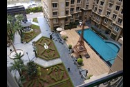 Swimming Pool2 - Kanakia Paris, Bandra Kurla Complex