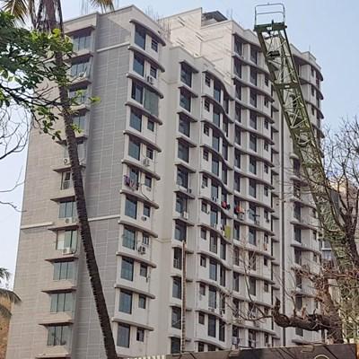 Flat on rent in Kabra Paradise, Andheri West