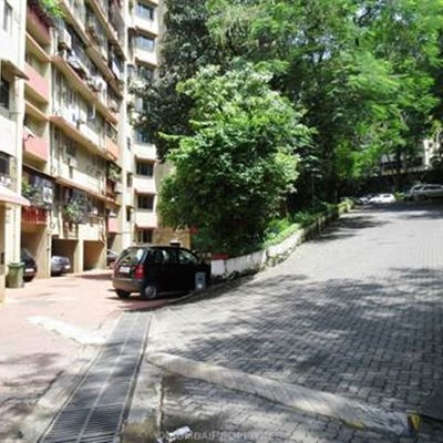 Flat on rent in Nibbana Apartments, Bandra West