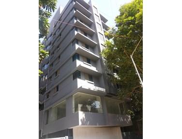 Flat on rent in Velkar Residency, Khar West
