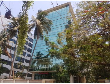 Office on rent in Crest Audeus, Andheri West