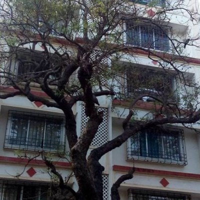 Flat on rent in Regent Park, Bandra West
