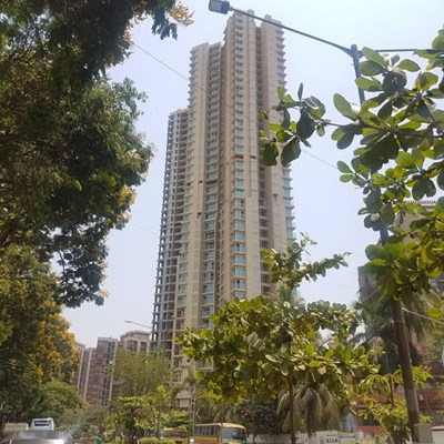 Flat on rent in RNA NG Eclat, Andheri West