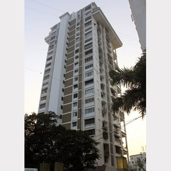 Flat on rent in Chand Terraces, Bandra West