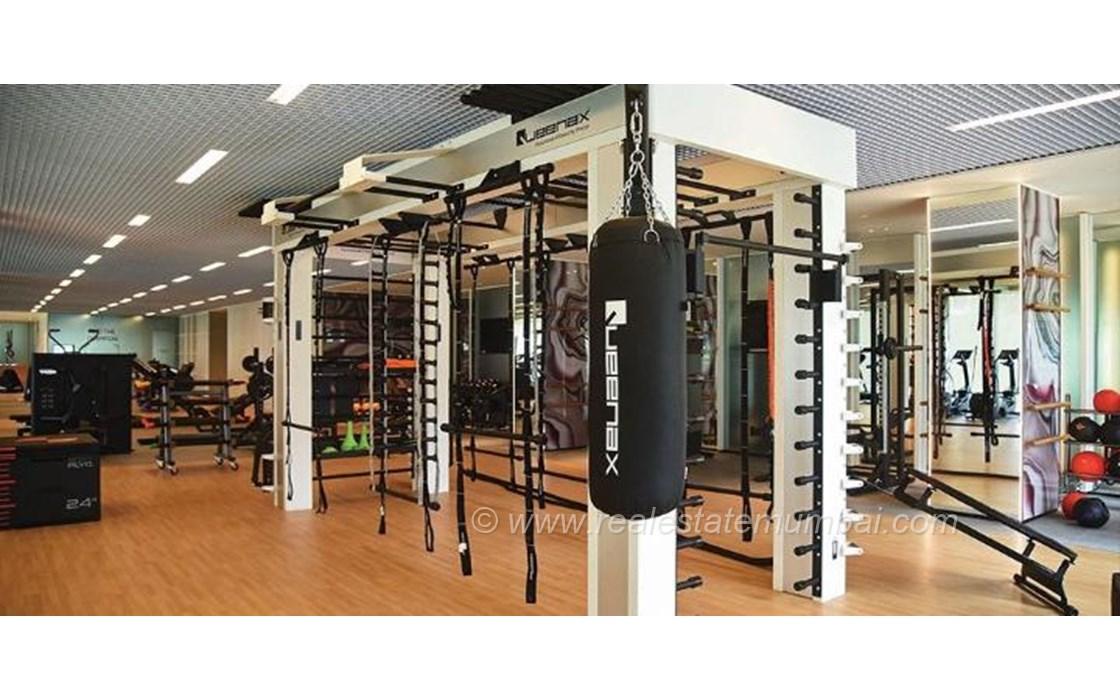 Gymnasium - Lodha Allura, Worli