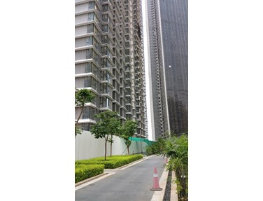 Flat on rent in Lodha Allura, Worli