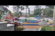 AHU Area - One ICC Tower, Dadar East