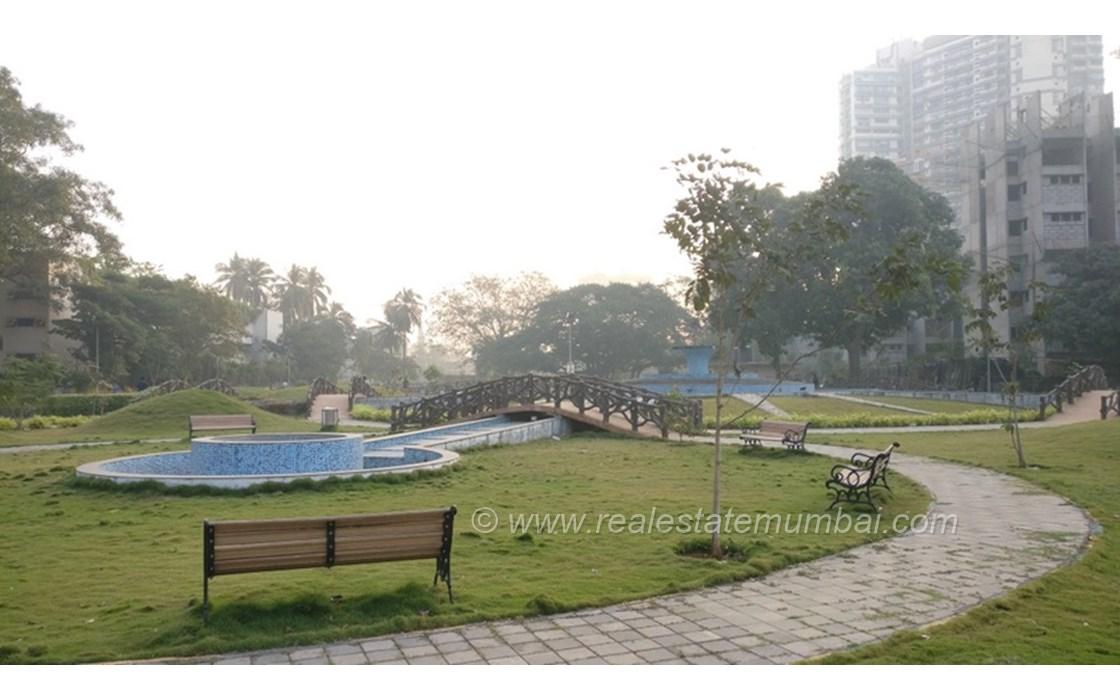 Garden - One ICC Tower, Dadar East