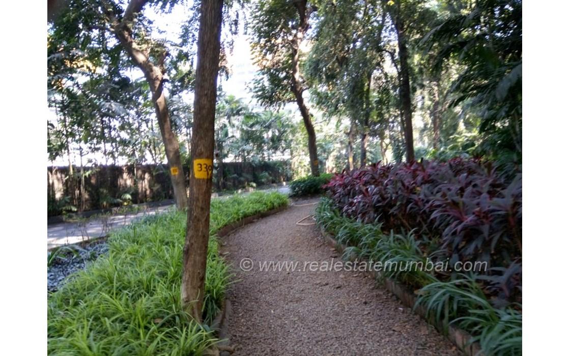 Garden1 - One ICC Tower, Dadar East