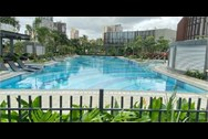 Swimming Pool - One ICC Tower, Dadar East