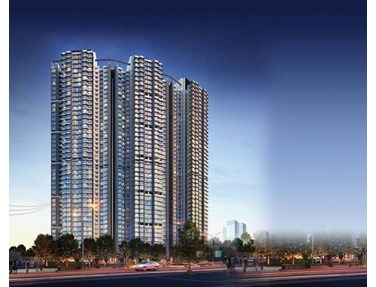 Flat for sale or rent in Wadhwa Atmosphere, Mulund West