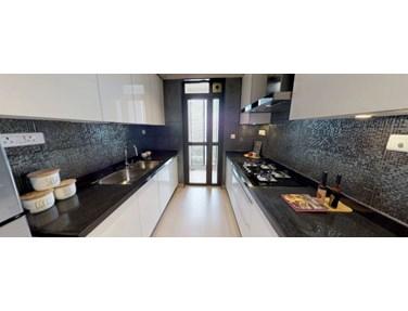Flat on rent in Lodha Marquise, Worli