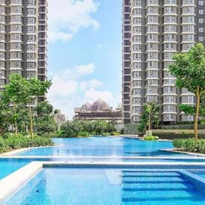 Flat on rent in Lodha Parkside, Worli