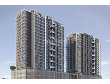 Flat on rent in Kabra Metro One, Andheri West