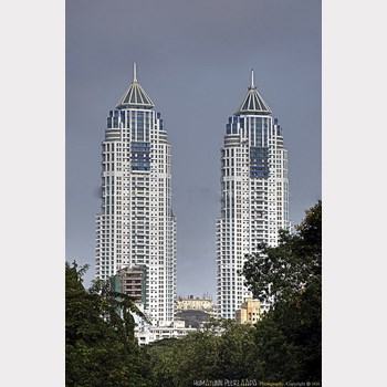 Flat on rent in Imperial Towers, Tardeo