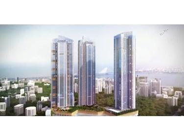Flat for sale in Rustomjee Crown, Prabhadevi