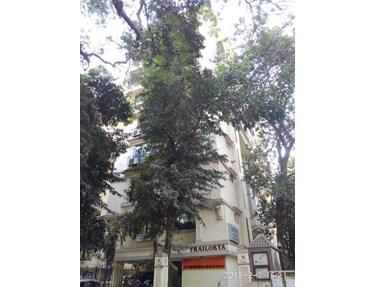 Flat on rent in Trilokya, Khar West