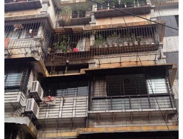 Flat on rent in Zeba Corner, Bandra West