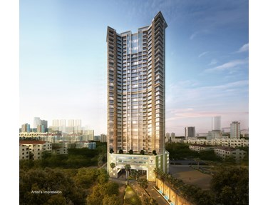 Flat on rent in Transcon Triumph, Andheri West