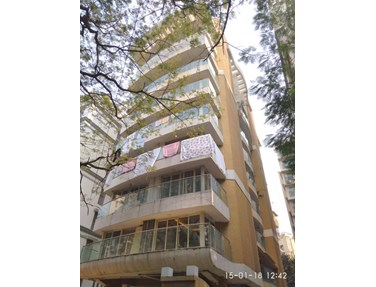 Flat for sale in Bhoomi Aura, Khar West