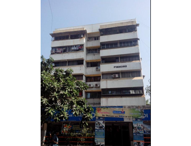 Building - Pinhero Apartment, Bandra West