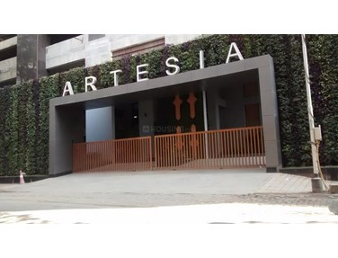 Building - Raheja Artesia, Worli