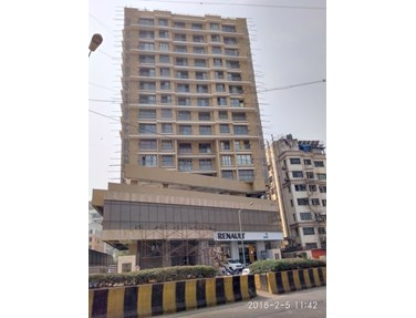 Flat on rent in Chalet Amar, Juhu