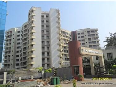 Flat on rent in DSK Madhuban, Andheri East