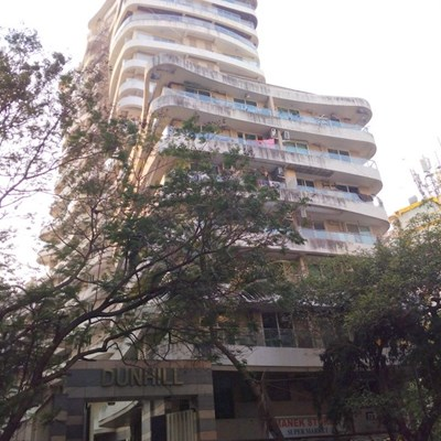 Flat on rent in Dunhill, Khar West
