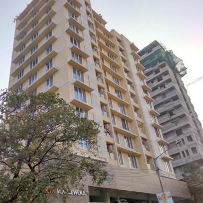 Flat on rent in Ekta Maplewood, Khar West