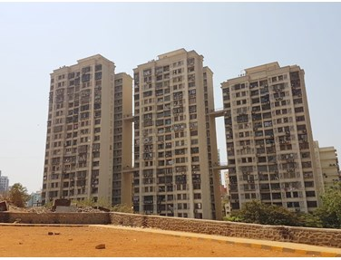 Flat on rent in Evershine Embassy, Andheri West