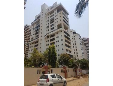 Flat on rent in Godrej Waldorf, Andheri West