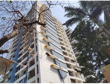 Flat on rent in Grace Pinnacle, Andheri West