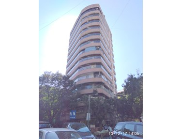 Flat on rent in H and M Tower, Bandra West