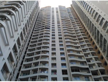 Flat on rent in HDIL Metropolis, Andheri West