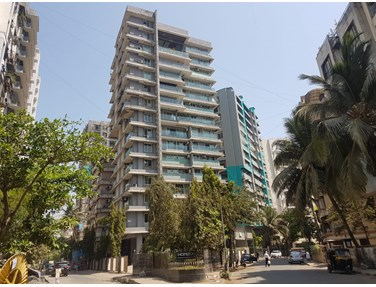 Building - Horizon, Juhu
