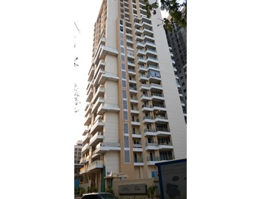 Flat on rent in Hubtown Sunstone, Bandra East