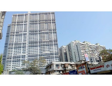 Flat on rent in Kanakia Levels, Malad East