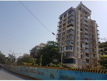 Building - Leena Residency, Juhu