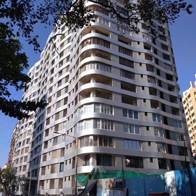 Flat on rent in Lok Nirman, Khar West