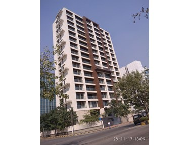 Flat on rent in Naman Residency, Bandra East