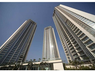 Flat on rent in Oberoi Exquisite, Goregaon East