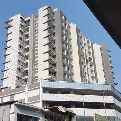Flat for sale in Pearl Residency, Andheri West
